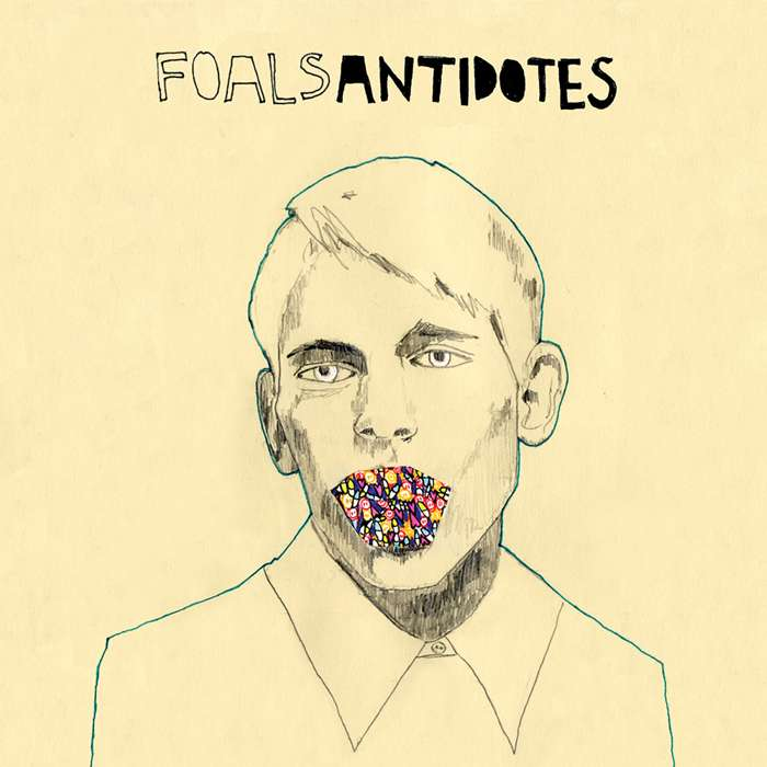 Antidotes - CD - Foals