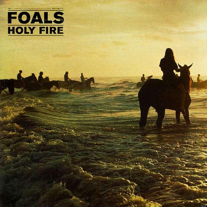 Holy Fire - CD - Foals
