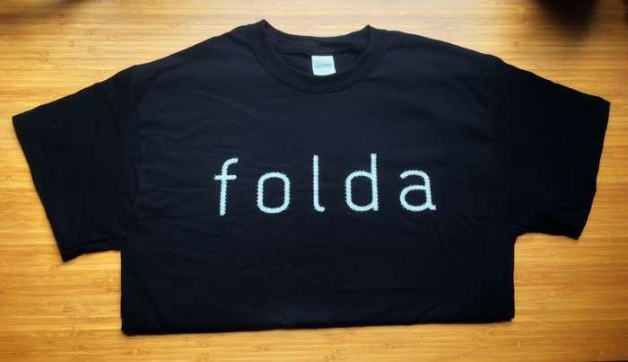 'folda' T-Shirt - folda