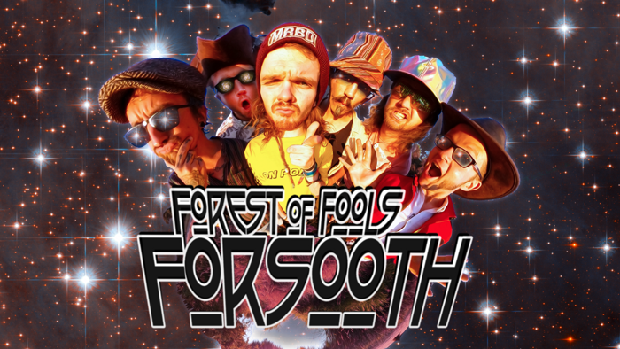 Forsooth CD ALBUM - forest of fools