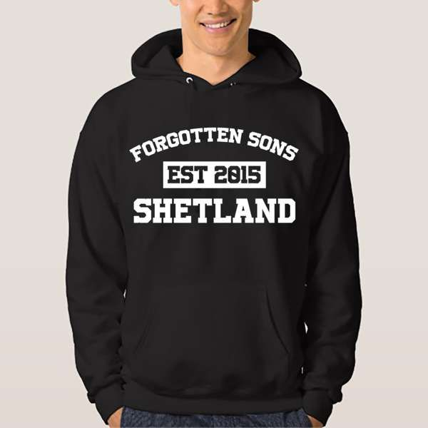 Forgotten Sons College Hoodie - Forgotten Sons