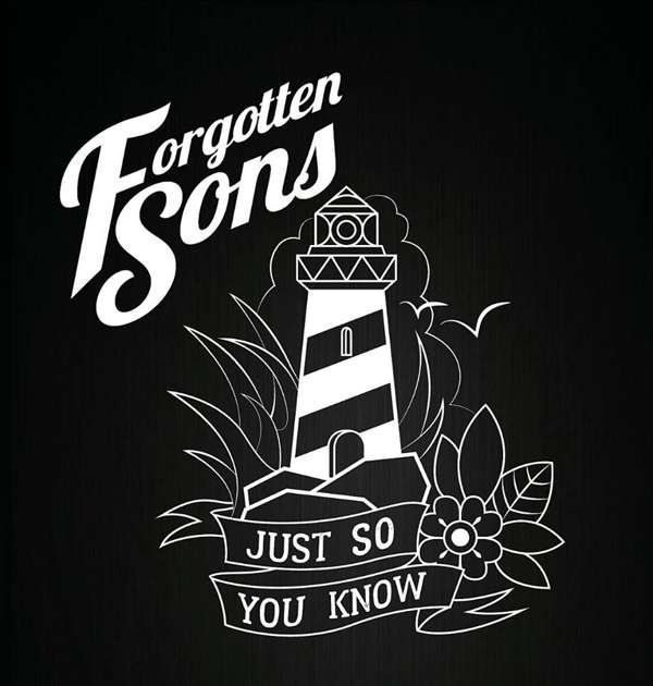 Just so you know - Digital - Forgotten Sons
