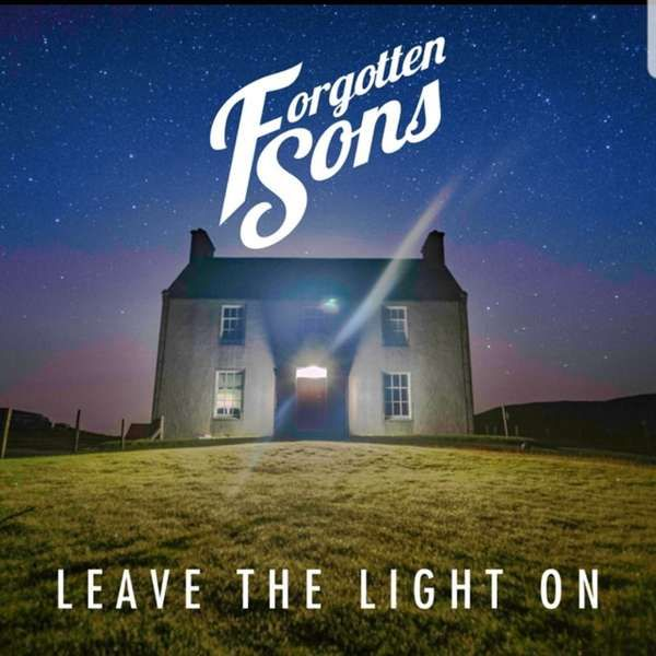 Leave The Light On EP CD - Forgotten Sons