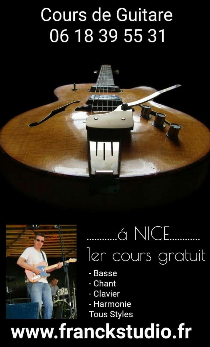 COURS DE GUITARE - Cours de Guitare