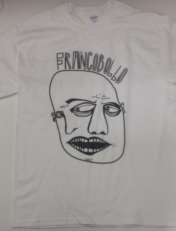 FRANCOBOLLO WHITE TEE - Francobollo