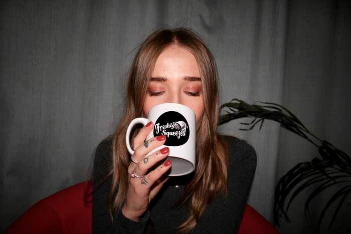 Freshly Squeezed Logo Mug - Freshly Squeezed