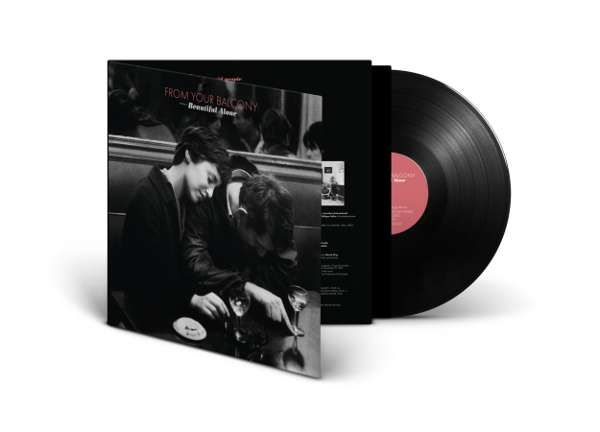 Beautiful alone - Gatefold VINYL (signed) - From your balcony