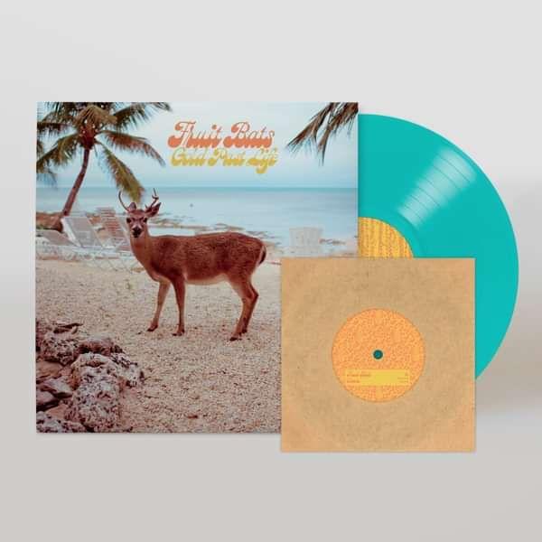 Gold Past Life (Peak Vinyl) - Fruit Bats