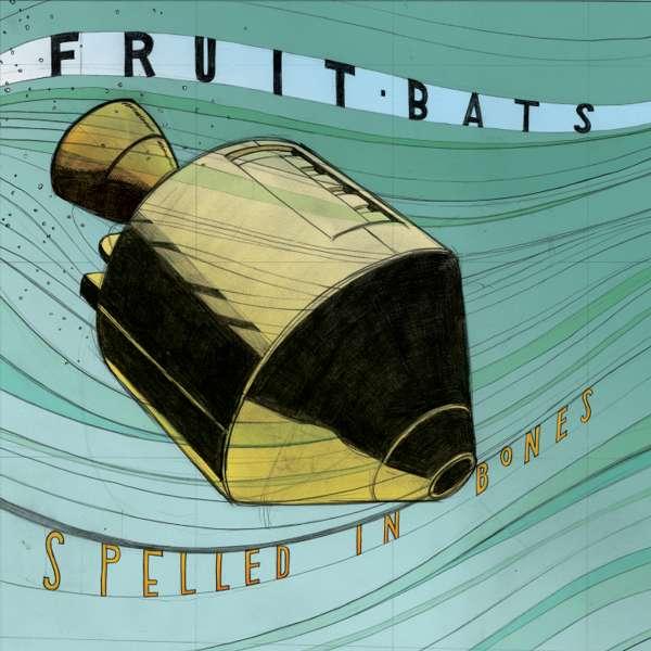 Spelled in Bones (CD) - Fruit Bats