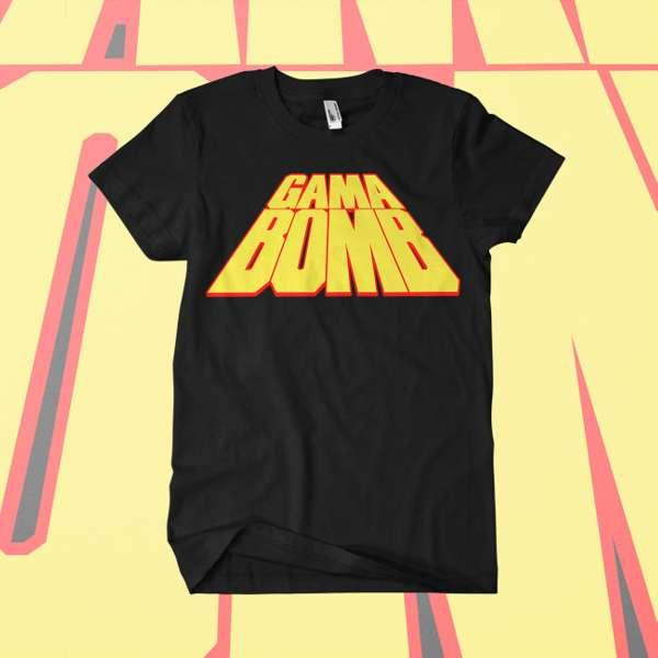 Gama Bomb - 'Logo' T-Shirt - Gama Bomb