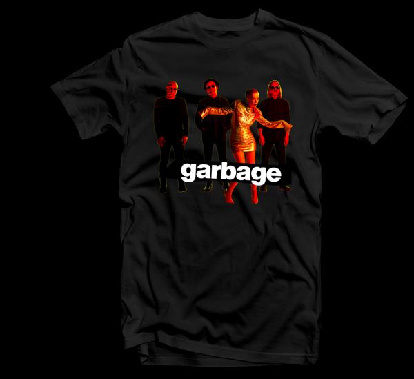 Band T-Shirt - Garbage
