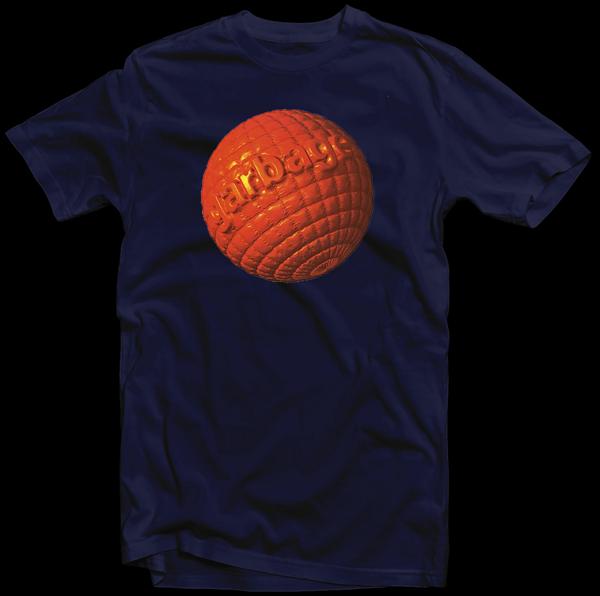 Globe Tour T-Shirt - Garbage