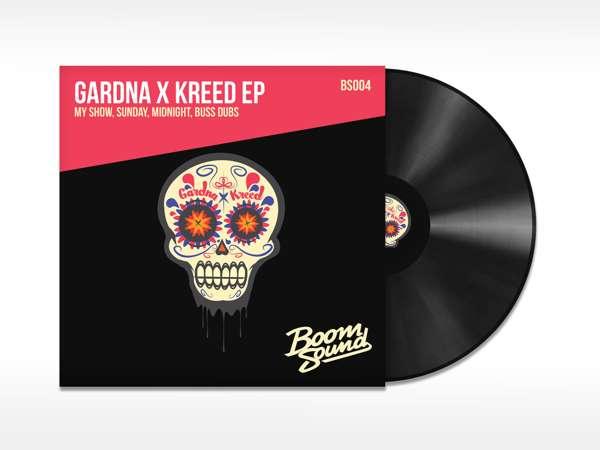 Gardna x Kreed EP - GARDNA