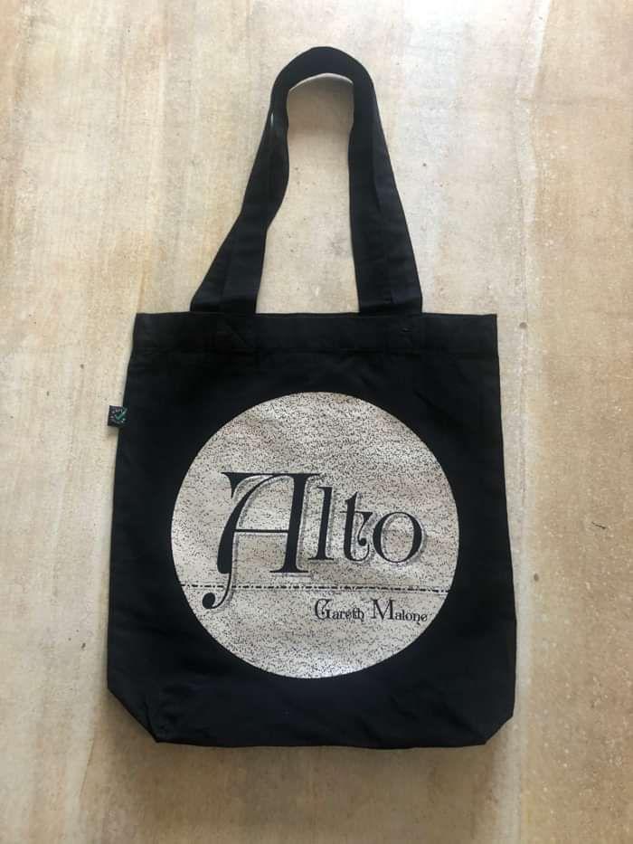 Alto - Tote Bag - Gareth Malone