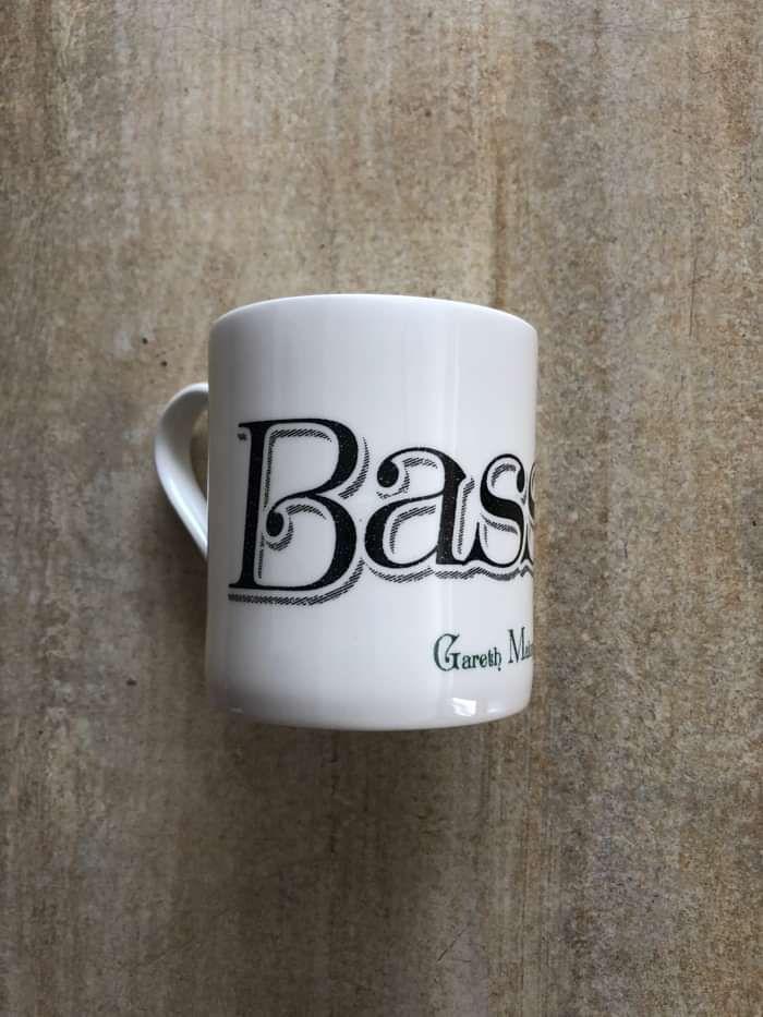 Bass - Mug - Gareth Malone