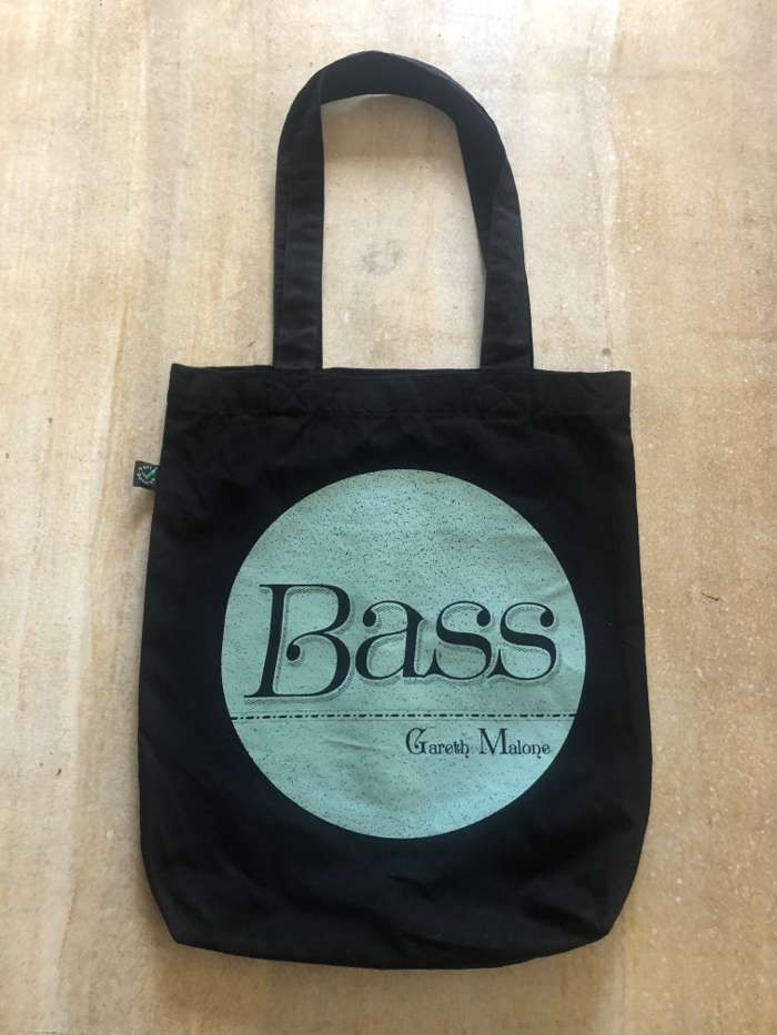 Bass - Tote Bag - Gareth Malone