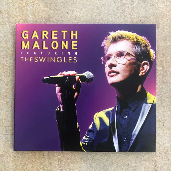 Gareth Malone featuring The Swingles - Gareth Malone