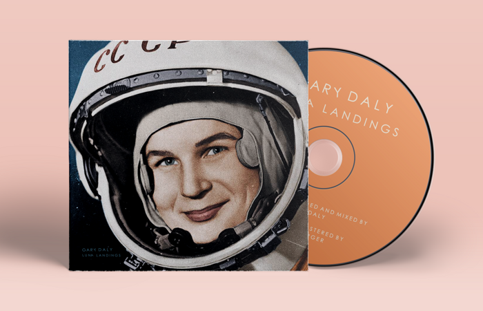 Luna Landings CD - Gary Daly