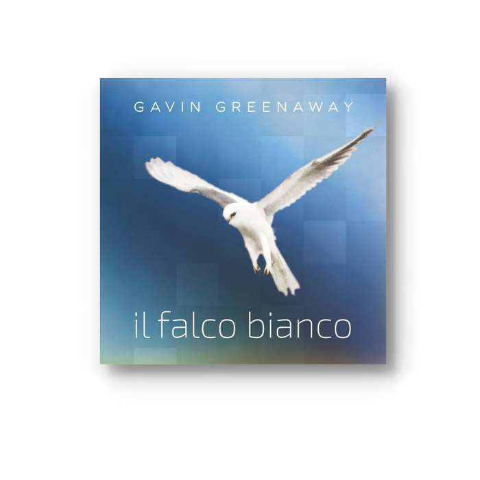 il falco bianco (Signed CD) - Gavin Greenaway