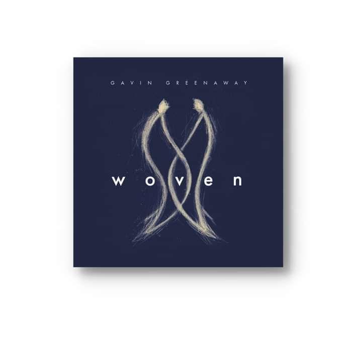 woven (96k 24 Bit Digital Download) - Gavin Greenaway