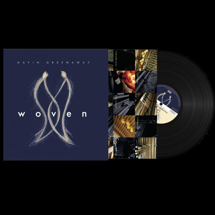 "woven (Signed 12"" Vinyl) - Gavin Greenaway"