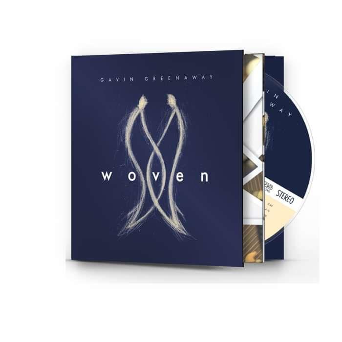 woven (Signed CD) - Gavin Greenaway