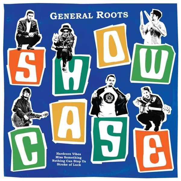 'Showcase' EP - WAV Download - General Roots