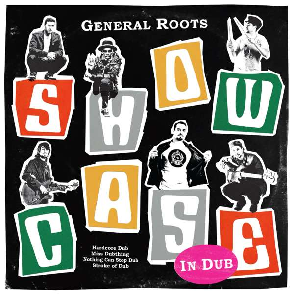 'Showcase In Dub' EP - WAV Download - General Roots
