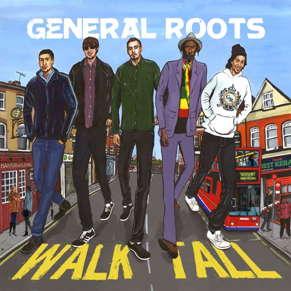 Walk Tall - WAV Album - General Roots