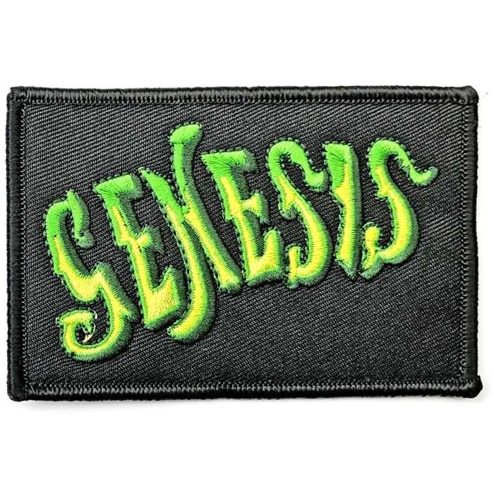 Genesis Classic Logo Woven Patch - Genesis