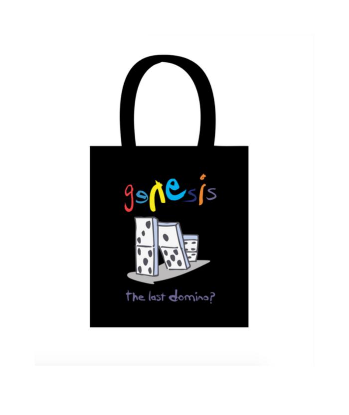 Genesis Domino Black Tote - Genesis