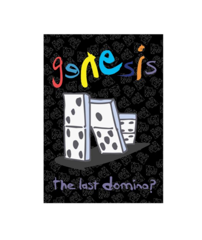 Genesis Tour Programme - Genesis