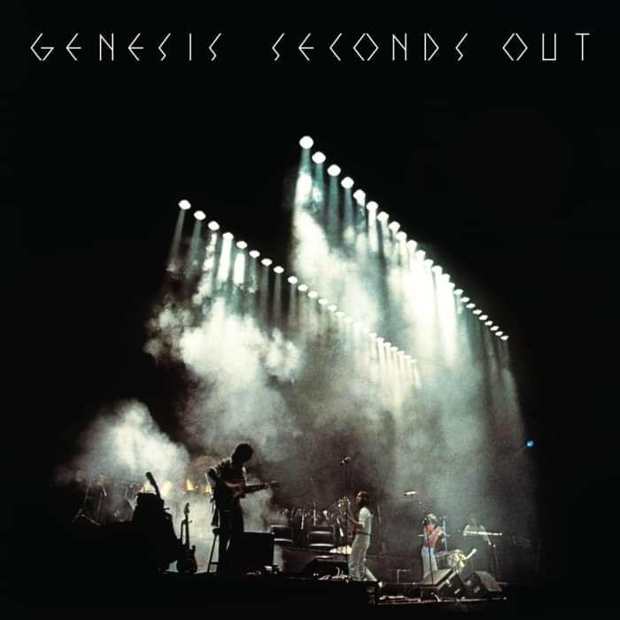 Seconds Out LP Set - Genesis