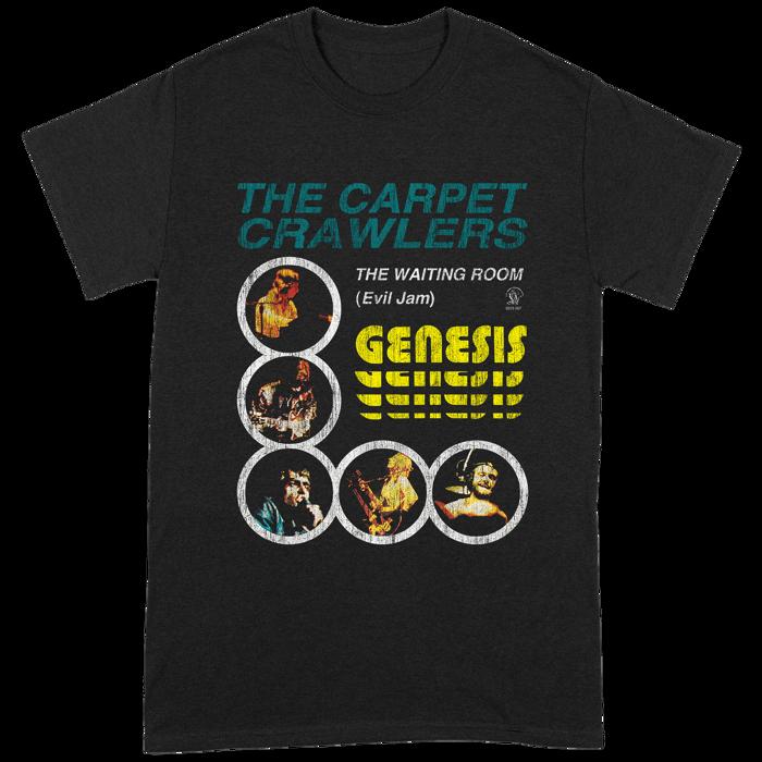 The Carpet Crawlers T Shirt - Genesis
