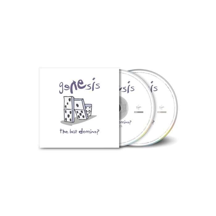 The Last Domino? - The Hits 2CD - Genesis
