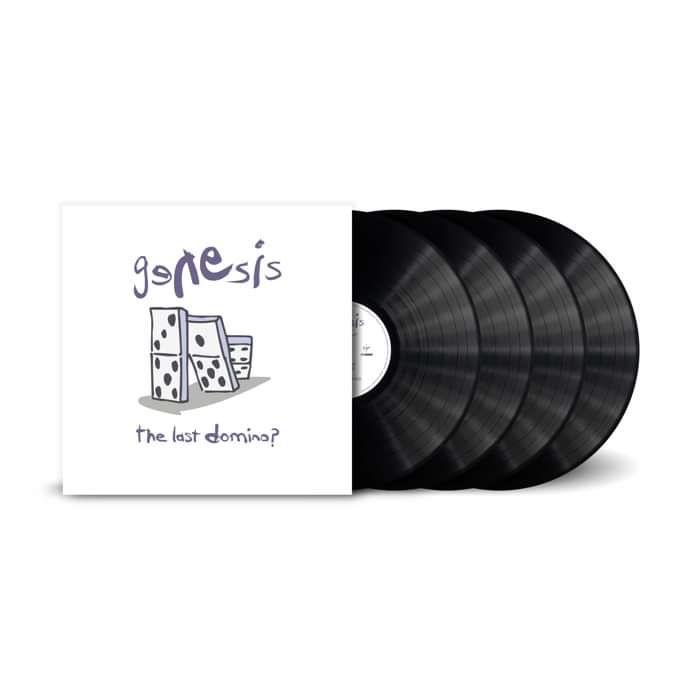The Last Domino? - The Hits 4LP - Genesis