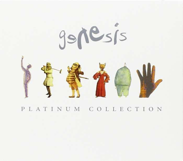 The Platinum Collection (UK Version) 3CD - Genesis