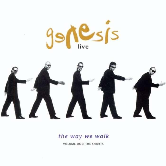 The Way We Walk - Volume One: The Shorts CD - Genesis