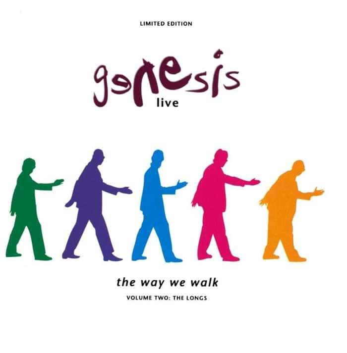 The Way We Walk - Volume Two: The Longs CD - Genesis