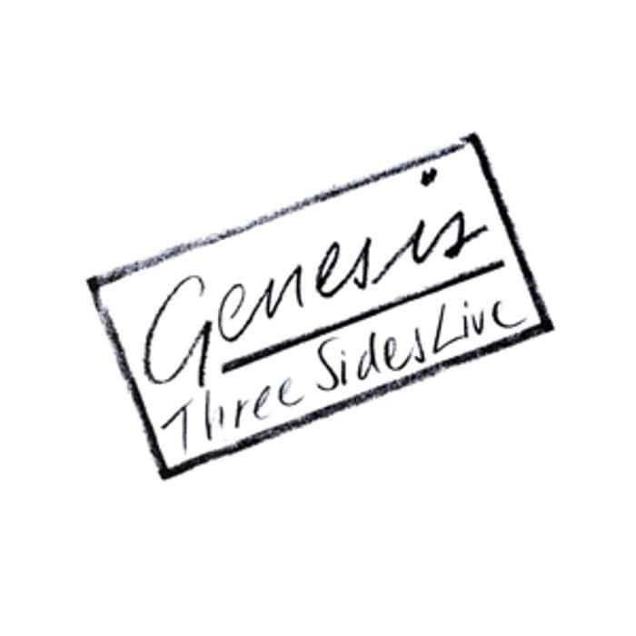 Three Sides Live 2CD - Genesis