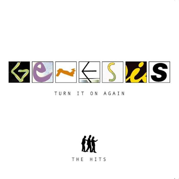 Turn It On Again - The Hits CD - Genesis