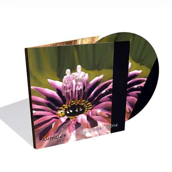 CD DIGIPACK - George Stavroulis