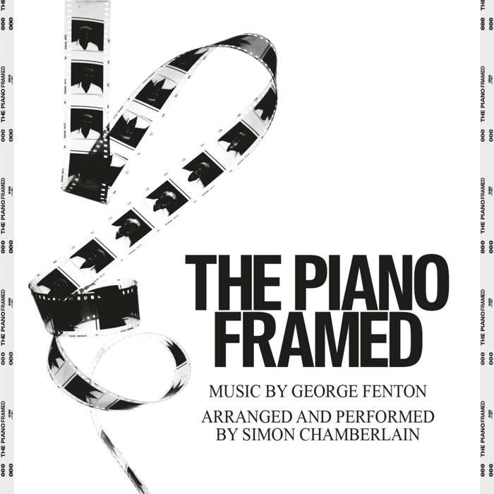 The Piano Framed (CD) - George Fenton