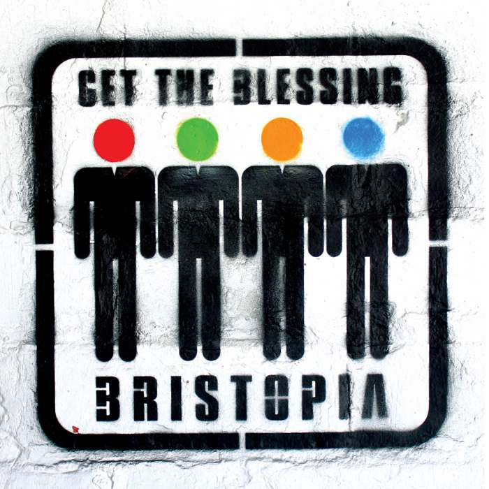 Bristopia (CD) - Get The Blessing