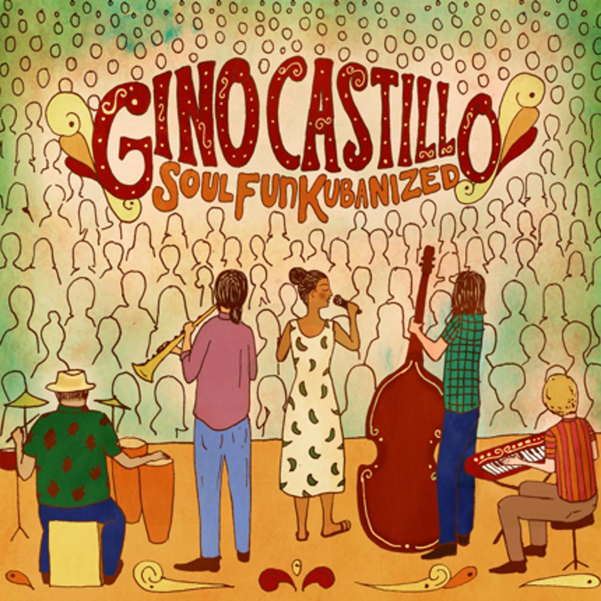 SoulFunKubanized - Gino Castillo