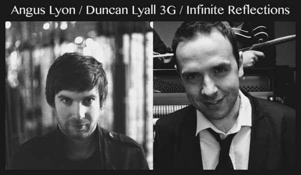3G - Infinite Reflections Ticket & two CD Bundle - Glow Arts