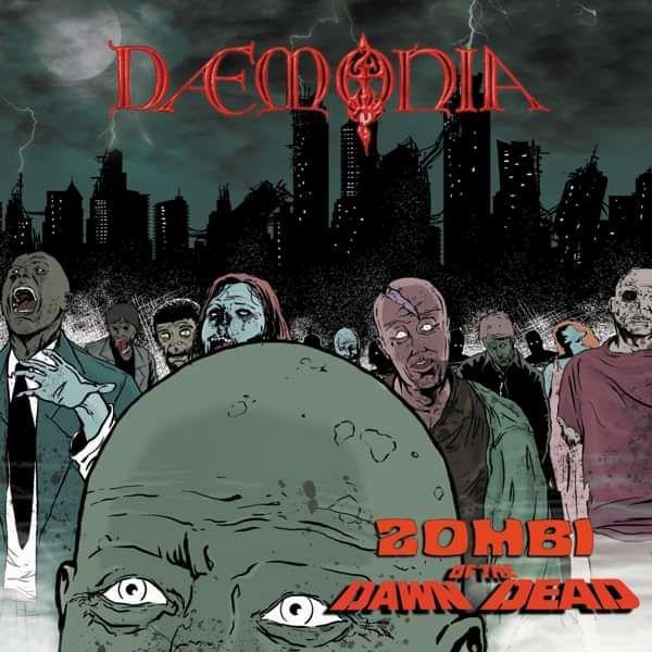Daemonia – Zombi/Dawn of the Dead - Claudio Simonetti's Goblin