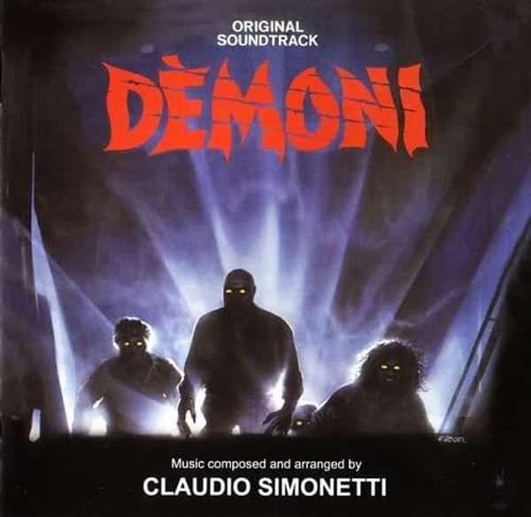 DEMONI OST - Claudio Simonetti's Goblin
