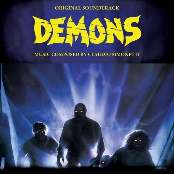 DEMONS - Claudio Simonetti's Goblin