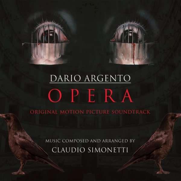 OPERA Soundtrack 30th Anniversary CD – Claudio Simonetti - Claudio Simonetti's Goblin